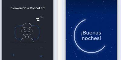 SnoreLab medirá la frecuencia sonora de sus ronquidos. Foto:Reviva Softworks Ltd