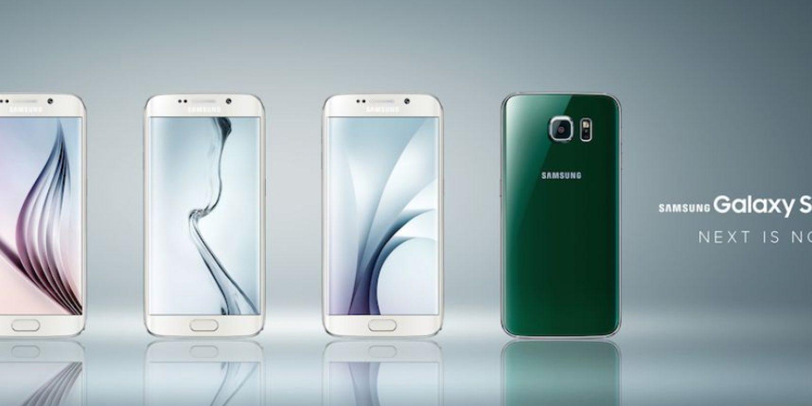 La cámara principal es de 16 megapixeles, la frontal de 5 megapixeles. Foto:Samsung