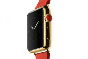 Sillas especiales: dentro del cuarto donde podrán probarse los relojes de lujo, Apple prepara asientos y mostradores especiales para ustedes.
