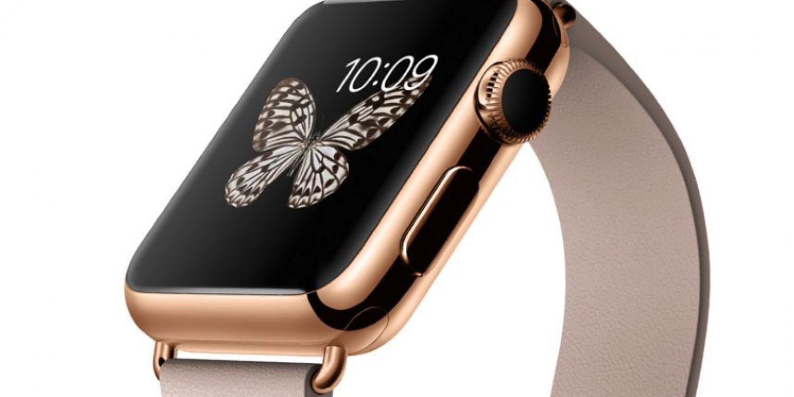 Configuración virtual personal: Apple podrá atender online mediante una videoconferencia a los clientes interesados en el Apple Watch Edition, además de otorgarles una garantía y servicio técnico por dos años. Foto:Getty