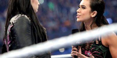 Superaron a las Bella Twins Foto:WWE