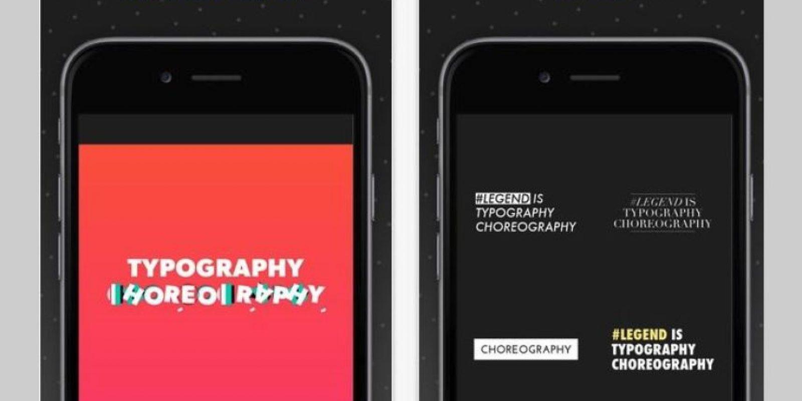¿Son sarcásticos? Esta app los pondrá creativos con mensajes de texto con la imagen correcta. Foto:Stupeflix
