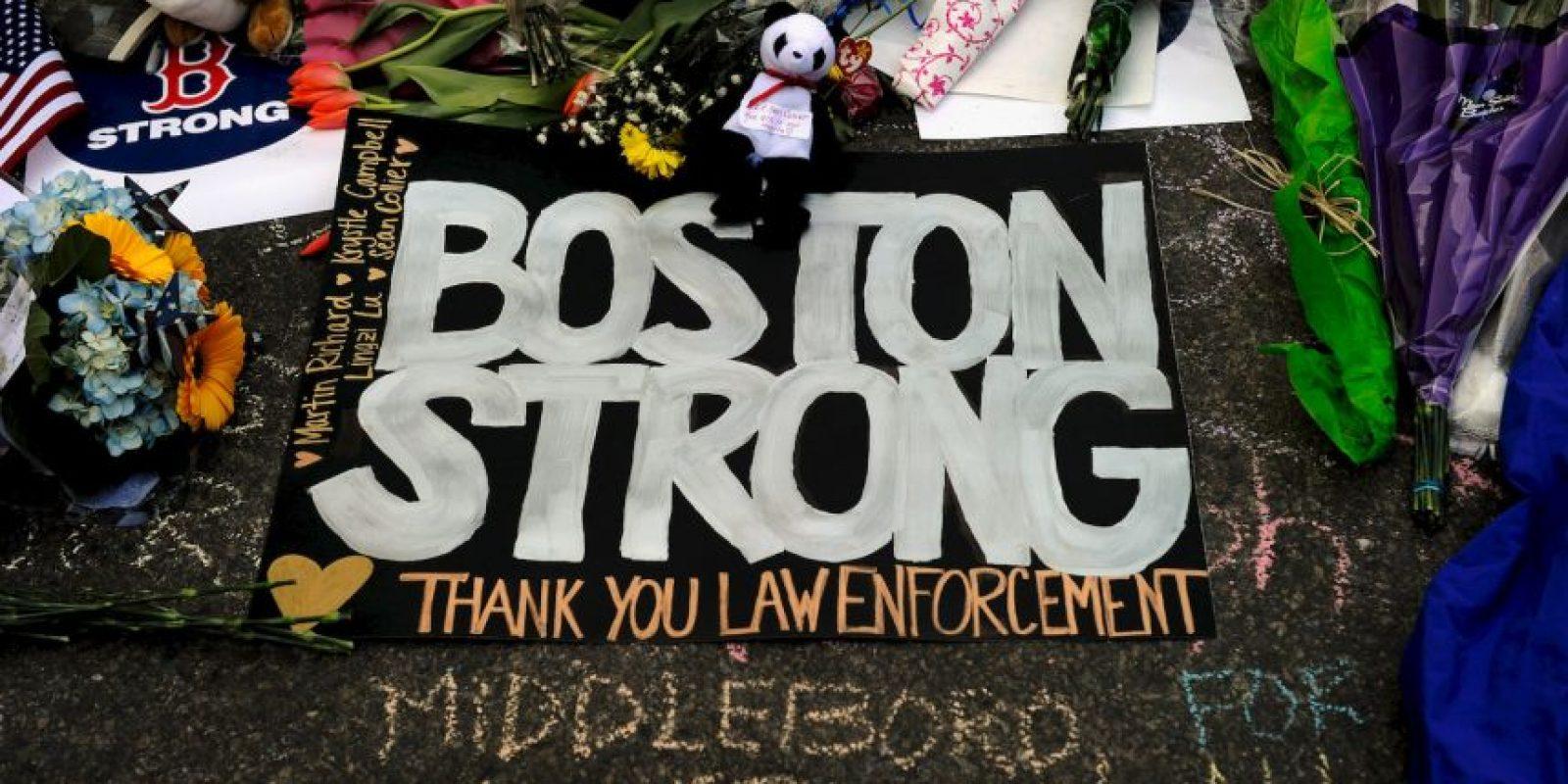 El gobernador de Massachusetts, Deval Patrick, dijo que no había más explosivos además de los dos que detonaron. Foto:Getty