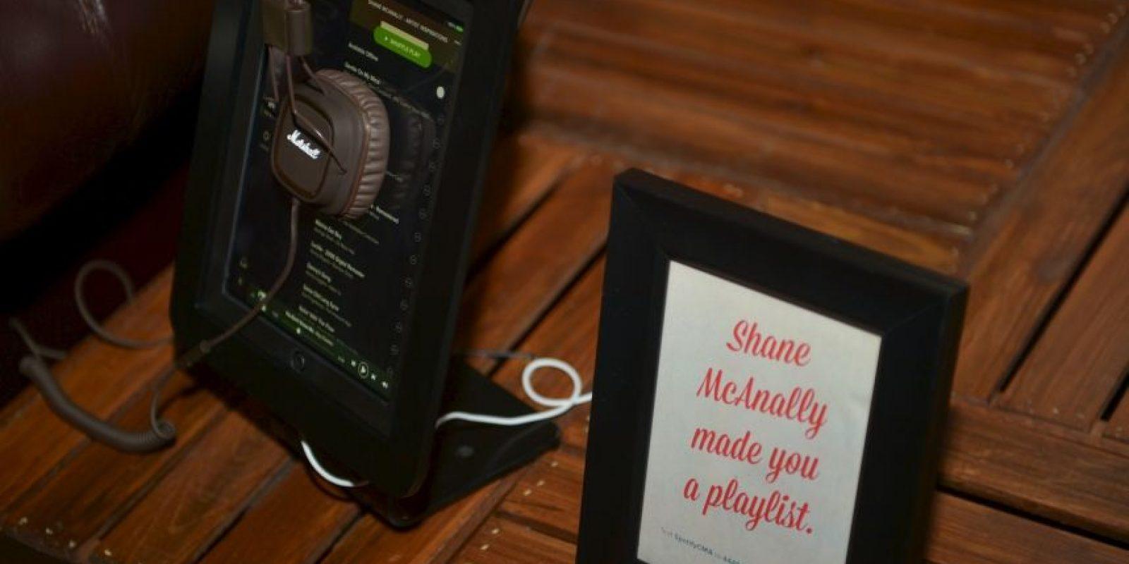 Que no superan las más de 30 millones de canciones en Spotify. Foto:Getty