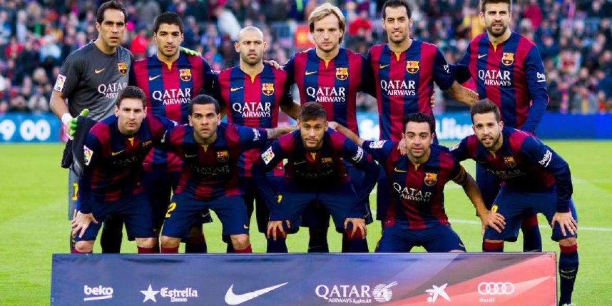 FOTOS: Los 6 culés que no seguirán en Barcelona