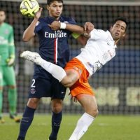 8. Lucas Barrios (Montpellier/Francia) Foto: Getty Images