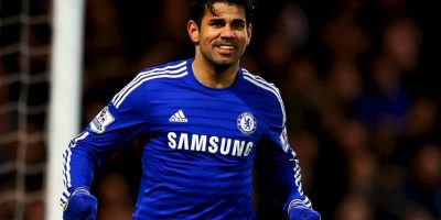 5. Diego Costa (Chelsea/Inglaterra) Foto: Getty Images