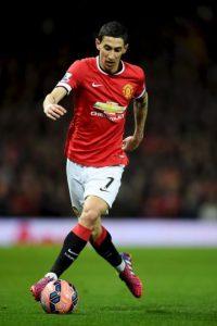 El argentino del Manchester United es el jugador que lleva más camisetas vendidas en la presente temporada. Foto:Getty Images