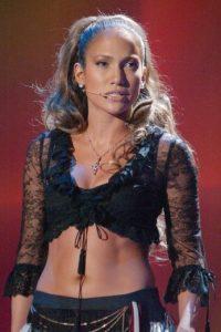 2.- Con este papel, Jennifer López se convirtió en la actriz latina mejor pagada de la historia de Hollywood. Foto:Getty Images