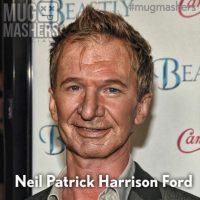 Neil Patrick Harrison Ford Foto:Instagram @mugmashers