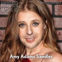 Amy Adams Sandler Foto:Instagram @mugmashers