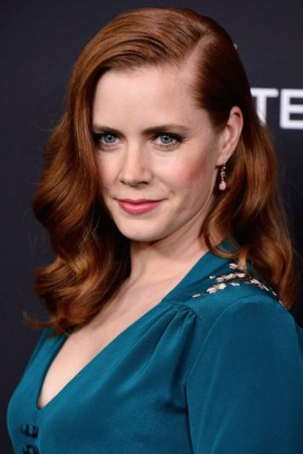 Amy Adams +… Foto: Getty Images
