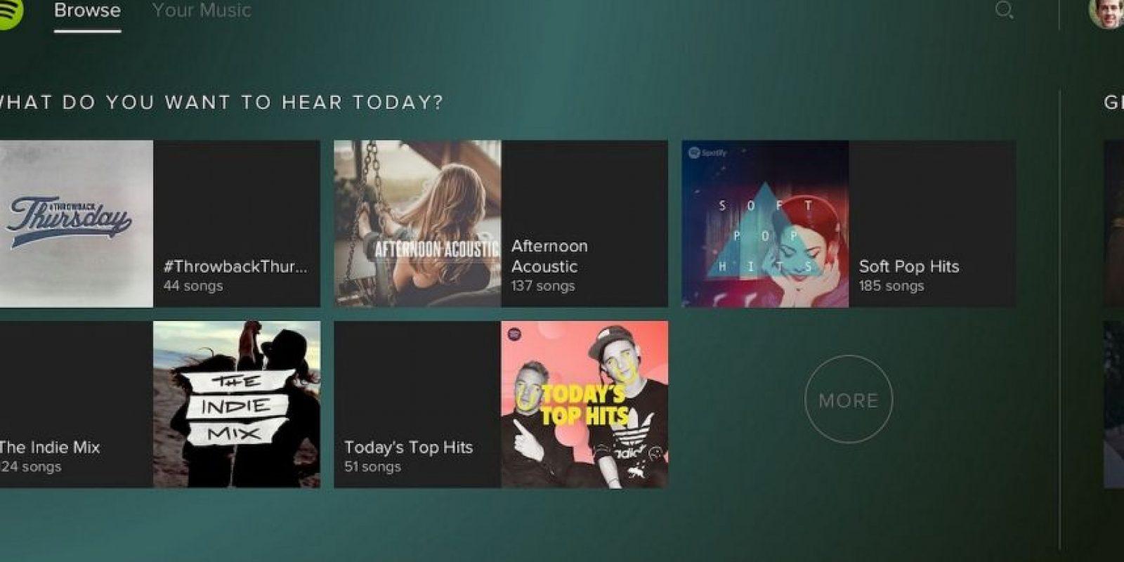 Existen diversas ofertas para obtener una membresía premium y escuchar música sin comerciales. Foto:Sony