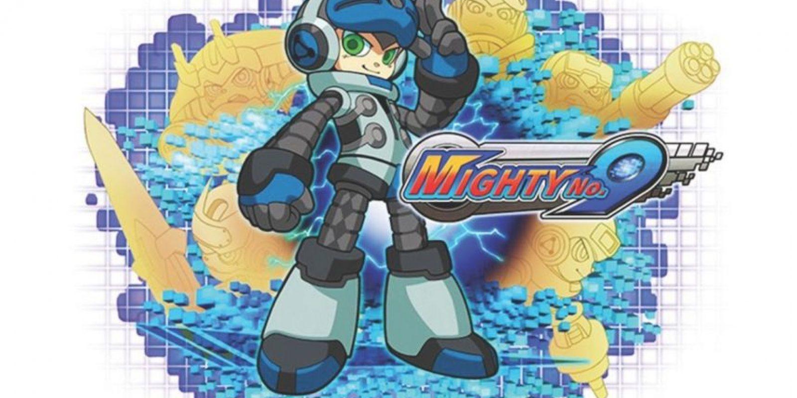 Mighty No. 9 Foto:Inti Creates