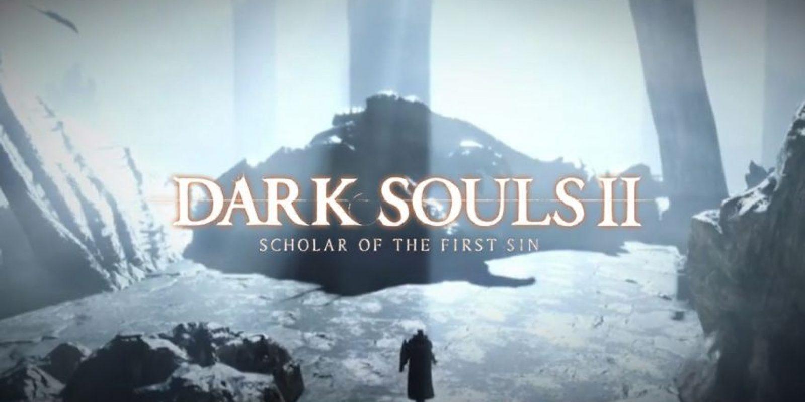 Dark Souls II: Scholar of the First Sin Foto:Namco Bandai Games