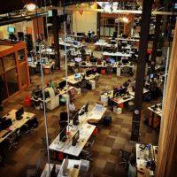 Así se ven los espacios de trabajo. Foto:instagram.com/scottshapiro23