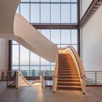 Las escaleras toman otro sentido en este lugar. Foto:instagram.com/tobyharriman