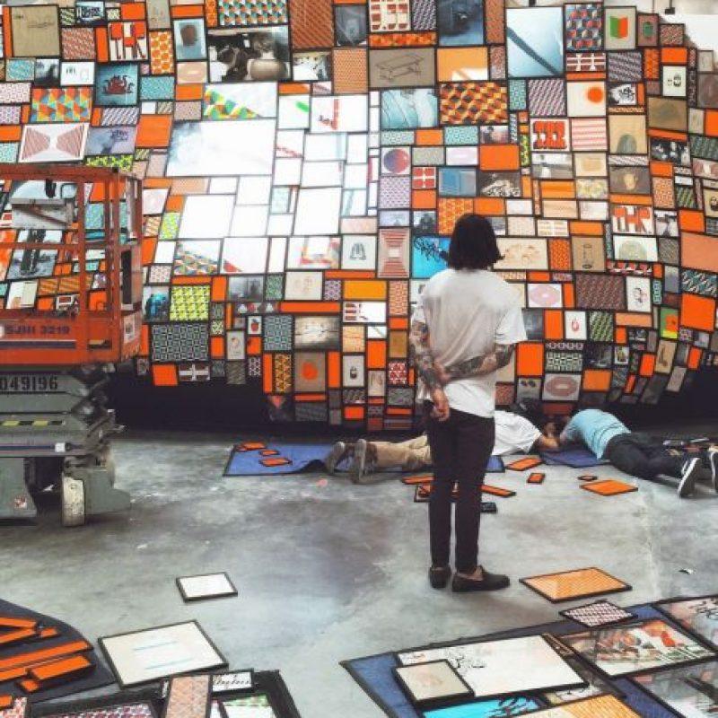 El arte también se encuentra en este lugar. Foto:instagram.com/johnbarnett