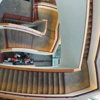 Las asombrosas escaleras. Foto:instagram.com/andrewblotky