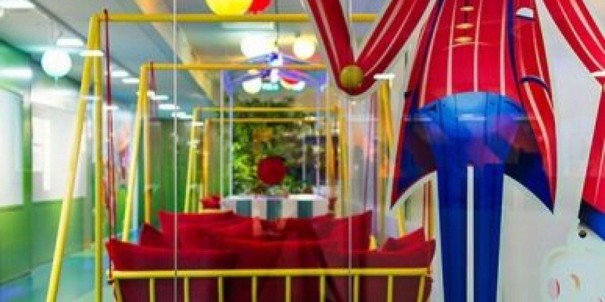 FOTOS: Las oficinas que amarán los fanáticos de