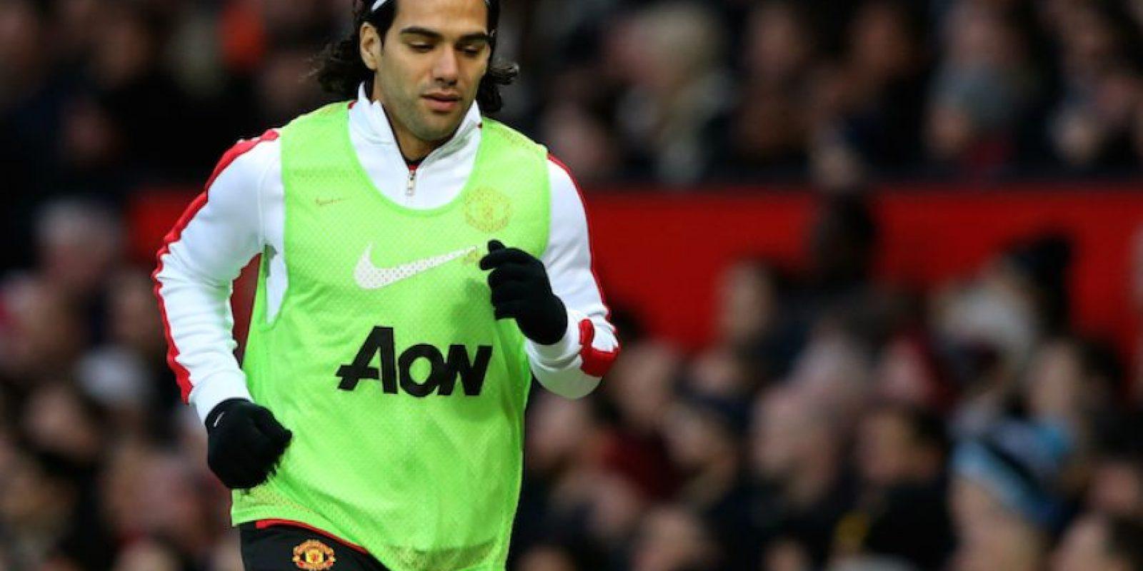 Para hacer válida la opción de compra, Manchester United tendría que pagarle 55 millones de euros al Mónaco, equipo dueño de su carta. Foto:Getty Images