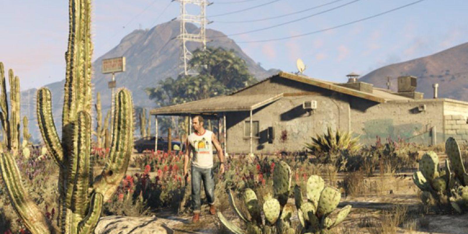 GTA V para PC Foto:Rockstar Games