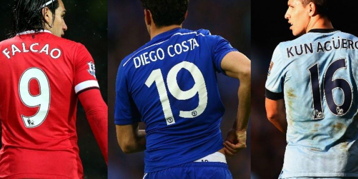FOTOS: Ellos son los futbolistas que más camisetas venden en la Premier League