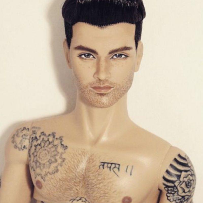 Levine parece de déficit de atención. También es hiperactivo. Foto:Instagram/Adam Levine