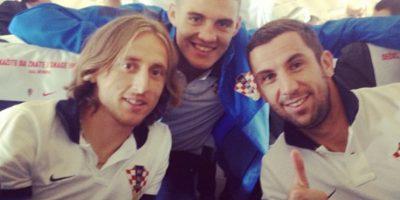 Es seleccionado nacional de Croacia desde 2006, y ha participado con ella en la Eurocopa 2008 y Mundial 2014 Foto:Instagram @lukam10