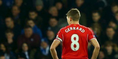 8. Steven Gerrard Foto:Getty Images