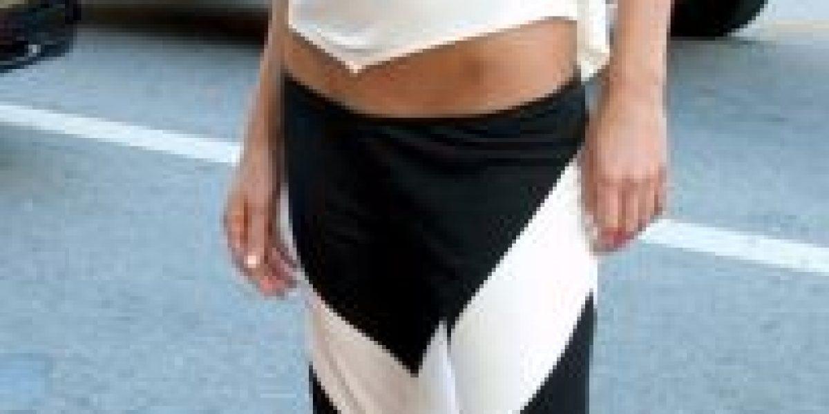 FOTOS: ¡Está en los huesos! Tara Reid luce extremadamente delgada
