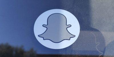 Snapchat es una aplicación móvil para publicar fotos y videos que desaparecen en el tiempo que determina el usuario. Foto:Getty Images