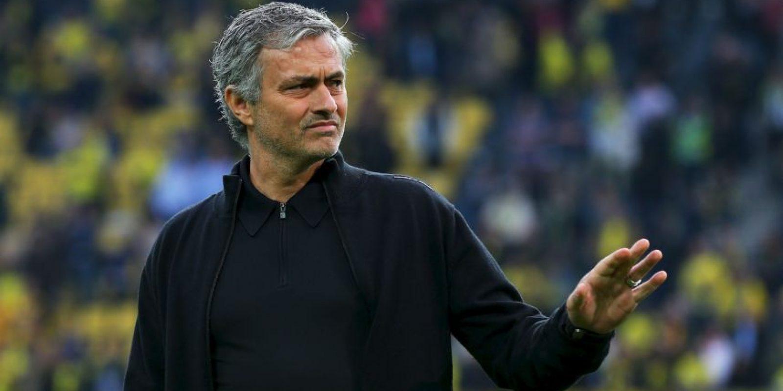 """En 2012, ante las derrotas del conjunto merengue ante Getafe y Sevilla, Mourinho le lanzó un fuerte dardo a sus futbolistas: """"No tengo equipo"""", aseguró. Foto:Getty Images"""
