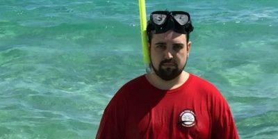 Kevin Blandford se ganó un viaje para uno. Nada más ni nada menos que para Puerto Rico. Foto:Imgur