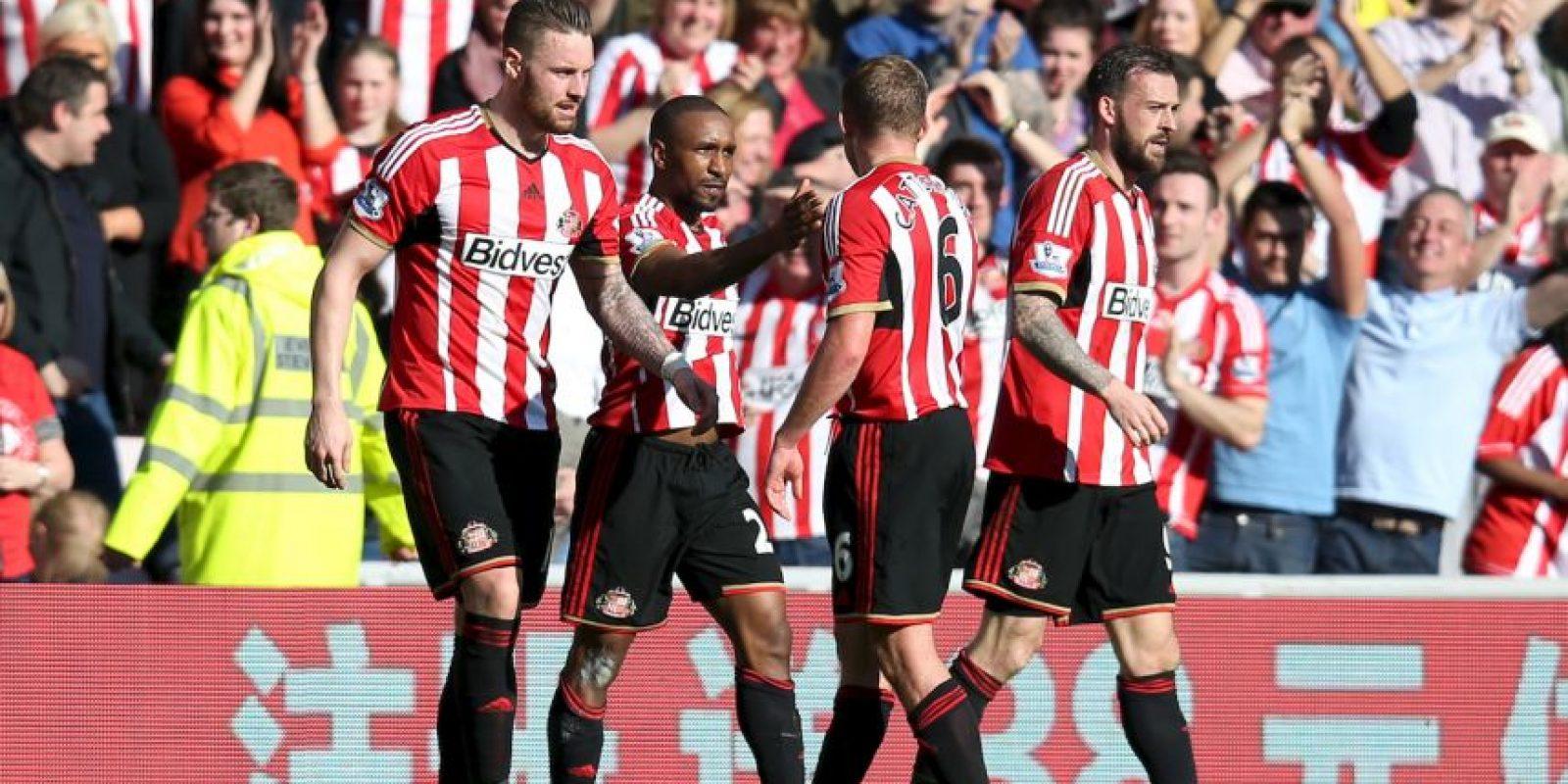 Ha militado también en equipos como West Ham, Tottenham, Portsmouth y Bournermouth. Foto:AFP