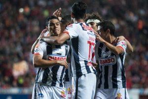 Esto en un duelo de la Liga MX, primera división del fútbol mexicano, entre Xolos de Tijuana y Rayados de Monterrey. Foto:Getty Images