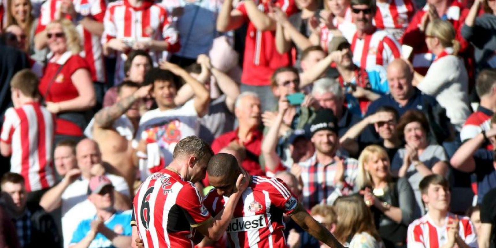 El gol lo marcó en un partido importante para ambos equipos, por la gran rivalidad que existe entre ellos. Foto:AP