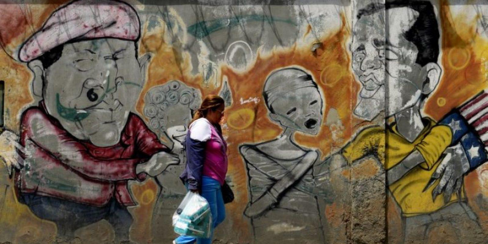 """""""Toda la actividad será a favor de Venezuela"""", opinó el experto según el portal web de Prensa Latina; en relación con el decreto imperial de Estados Unidos, donde se declara al país suramericano como una amenaza para su seguridad nacional. Foto:AFP"""