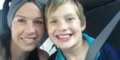 """Milla tiene nueve años y desde los dos ha presentado """"gustos masculinos"""", comenta su mamá Renée Fabish en un video publicado en Facebook. Foto:Facebook"""