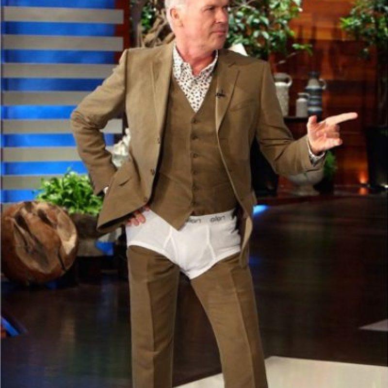 Michael Keaton Foto:Vía facebook.com/BirdmanMovie