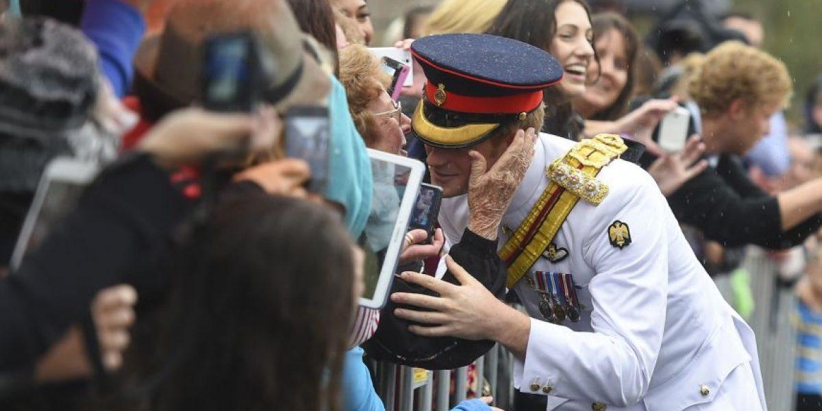 El príncipe Harry aborrece la moda de los