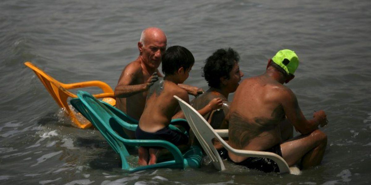 ¡Tragedia! Muere una familia completa porque nadie sabía nadar
