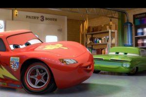 """Chick Hicks"" Foto:Vía facebook.com/PixarCars"