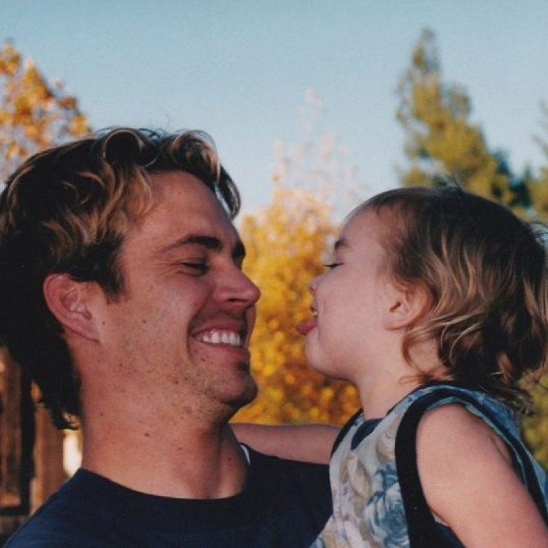 Es hija del fallecido actor Paul Walker y Rebecca Soteros Foto:Vía Instagram.com/meadowwalker