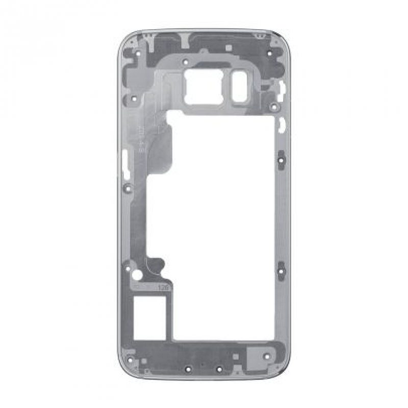 En ese cuerpo se distribuye la batería, los sensores, procesadores y demás componentes. Foto:Samsung