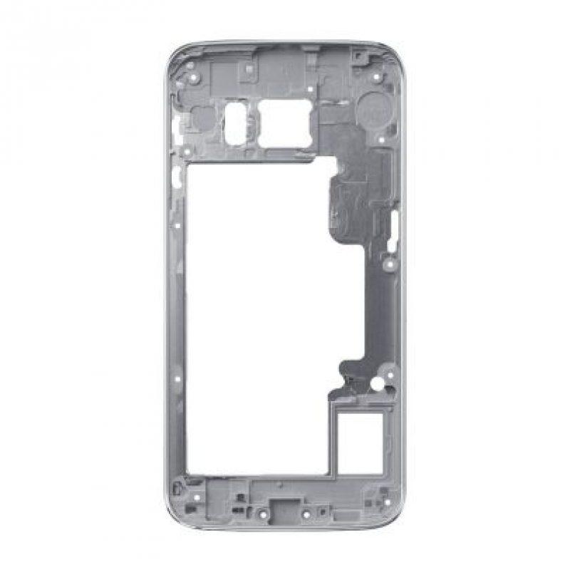 La estructura principal del dispositivo. Foto:Samsung