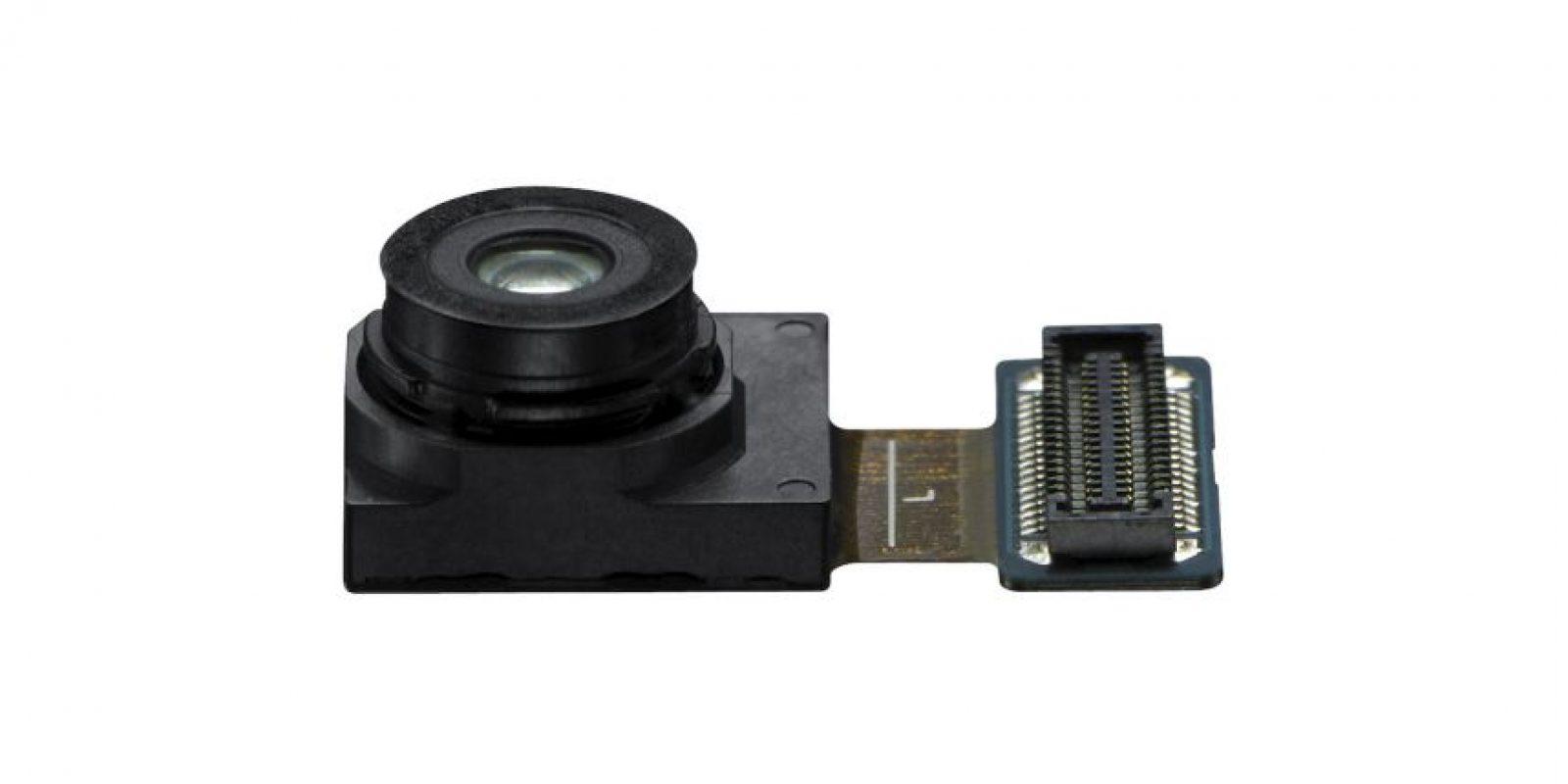 Así se ve la cámara del smartphone. Foto:Samsung