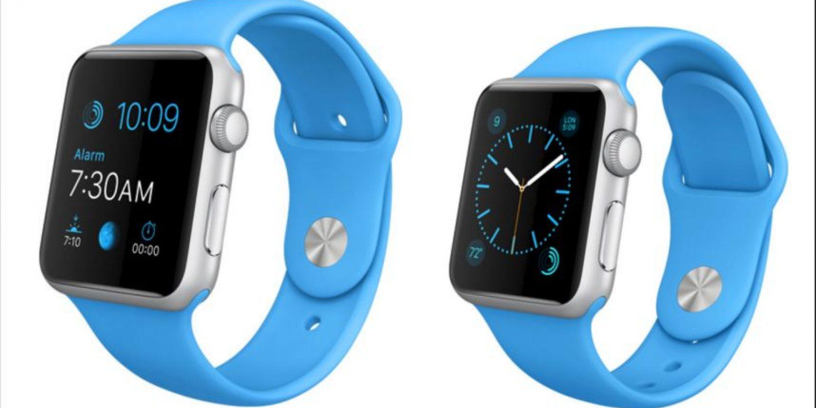 Azul Foto:Apple