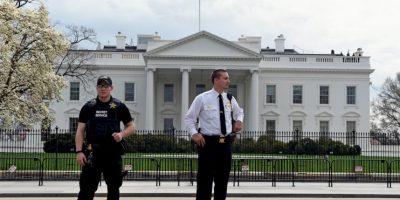 Por seguridad prohiben el acceso a la Casa Blanca Foto:AP