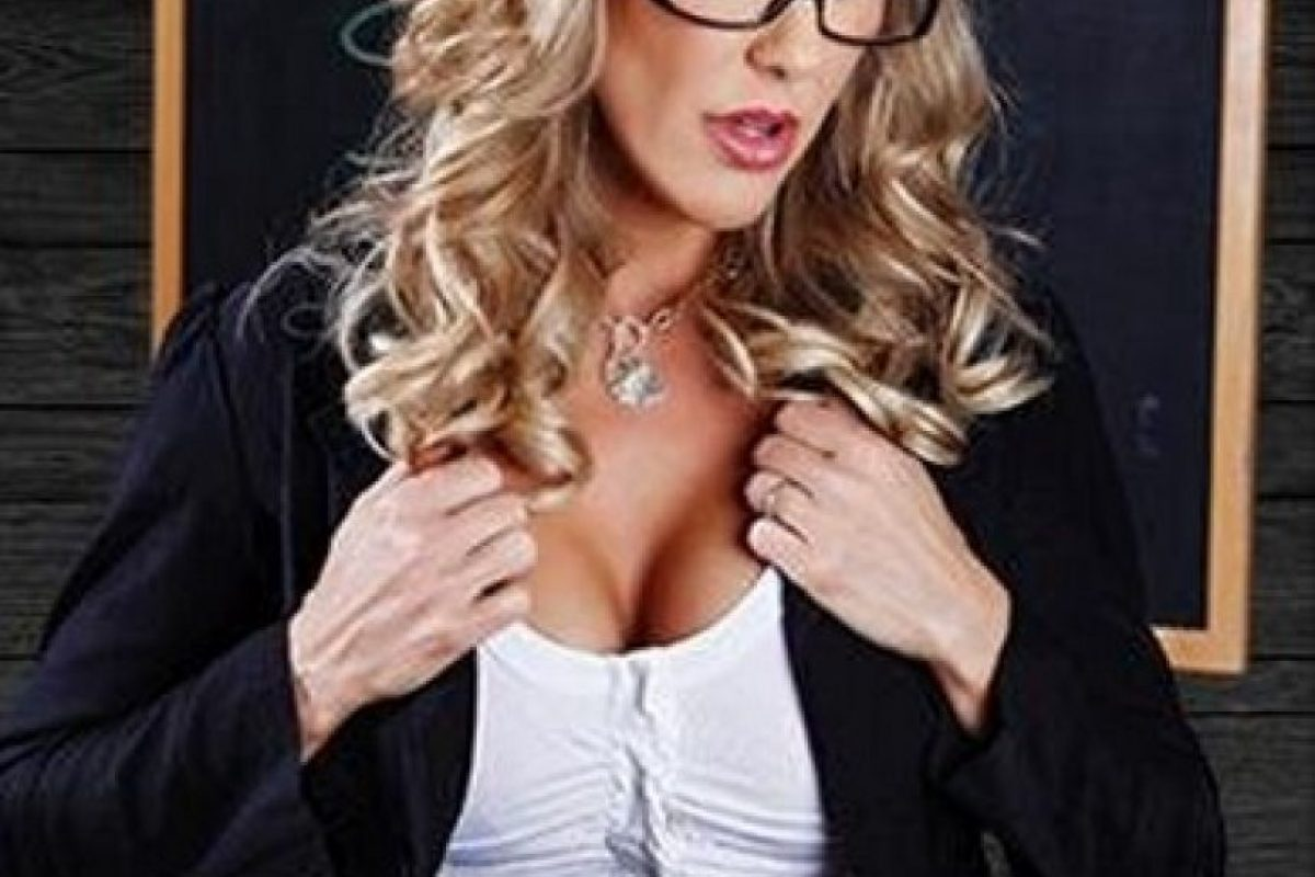 Brandi Love – Central Michigan Foto: Vía twitter.com/brandilove
